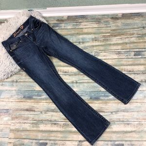 Seven7 Slim Boot Size 4 Jeans